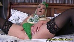StepMom Loves to Get Hot and Wild on St Patrick's Day Thumb