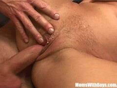 Shaved wife gets her pussy fucked hard Thumb